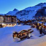 Hotel 4 étoiles en Savoie : Le Tsanteleina à Val d'Isère