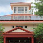 Panneaux solaires pour habitation et locaux professionnels