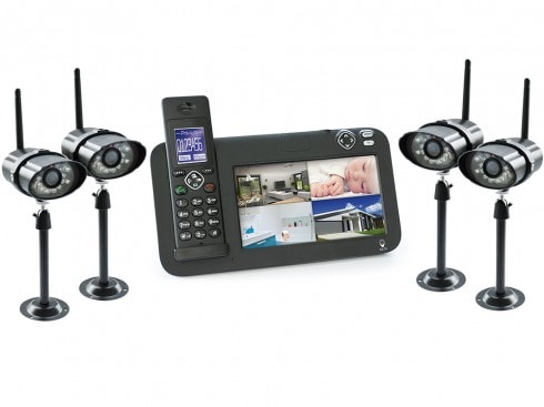 vidéosurveillance avec camera nocturne